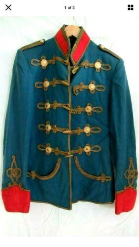 Authentic Prussian cavalry tunic 1860 rare