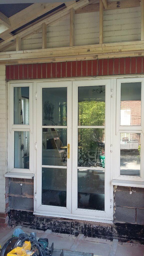 Upvc Patio Door Second Hand Collection Only From Lichfield In