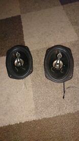 Car speakers 6x9
