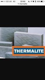 Celcon thermalite blocks