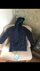BNWT mountain warehouse winter coat. Unisex