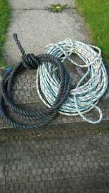 Length of rope