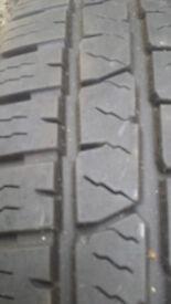 3 Ford Ranger Tyres