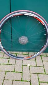 RODI AIRLINE WHEELS WITH TYRES