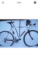 Flanders cyclocross bike 58cm dura ace and fsa gearing