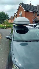 Top brand and quality Kamei Corvara 390 roof box - great box easy to fix and use.