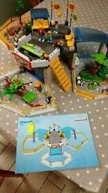 Playmobil baby zoo