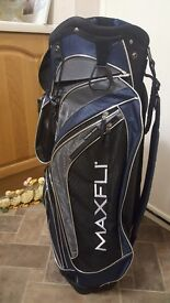 NEW MAXFLI GOLF BAG