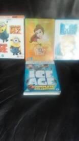 Dvd's & Blu-ray's