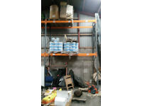Dexion Pallet racking Heavy duty in good condition