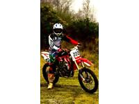 Adult Fox motocross gear
