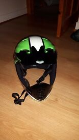 Boys bike helmet