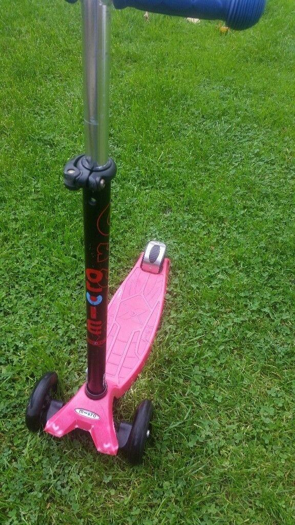 Micro Maxi Scooter Pinkish Red
