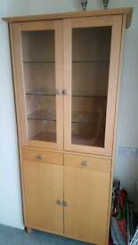 Display and storage furniture