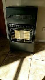 CALOR GAS HEATER + BOTTLE