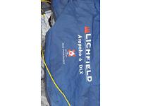 lichfield arapaho 6 dlx tent