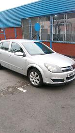 Vauxhall Astra breeze Silver 1.6 pertrol 5 door 600Pound Neg.