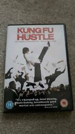 Kung Fu Hussle DVD