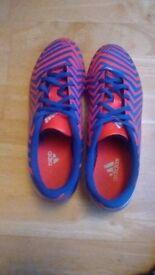 Adidas Youth Predator Absolado Instinct FG Football Boots