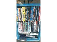 dvds, 200+