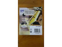 Genuine EPSON T1631 XL Black Ink + T1626 Cyan, Magenta, Yellow & Black Ink Cartridge - Multipack