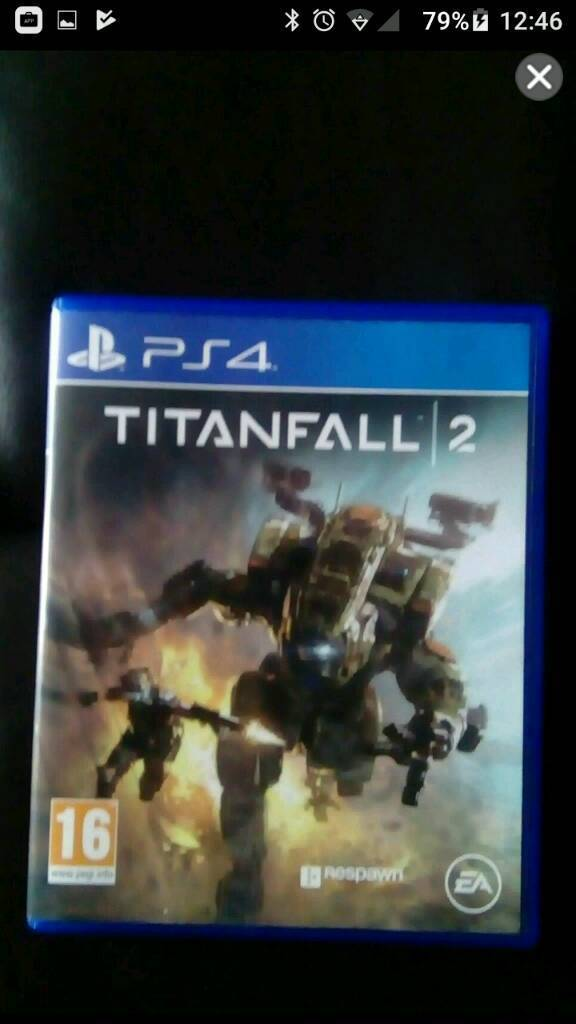 PS4 Titanfall 2 PlayStation 4