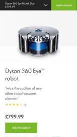 Dyson robot 360
