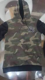 Kings Will Dream Hoody size Small