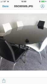 Next Table and Chairs Rrp £1300