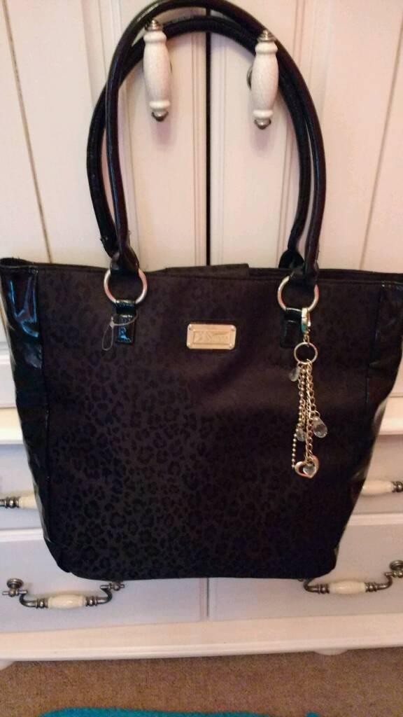 Jane Norman Black Bag
