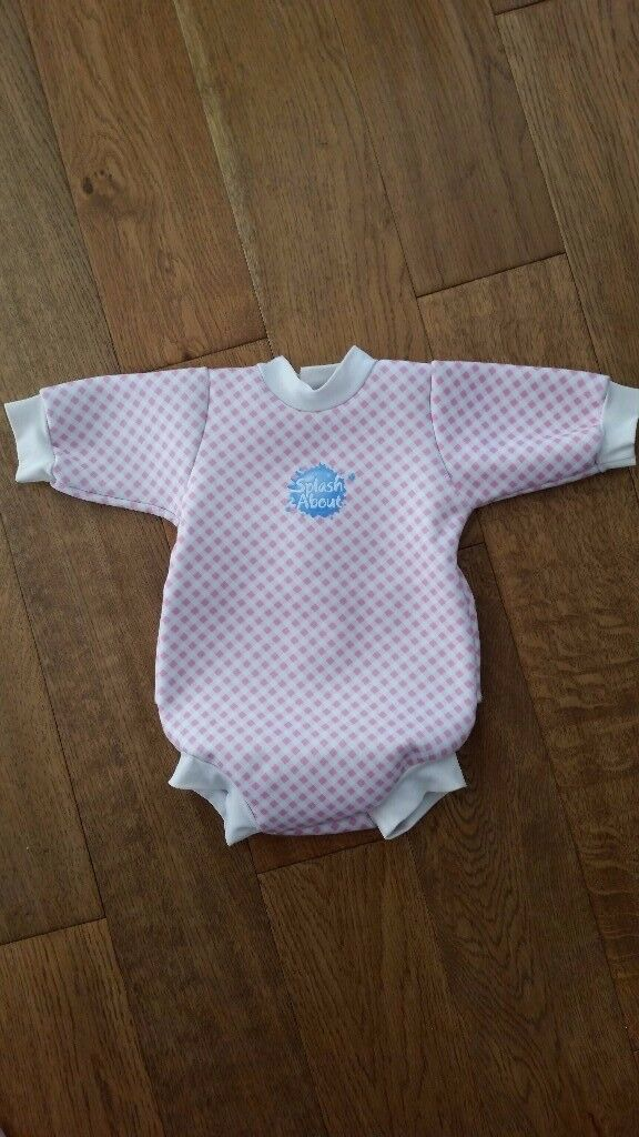 Splash About Happy Nappy Wetsuit -Size Large