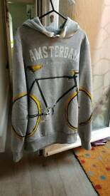 AMSTERDAM hoodie / sweater size S/M