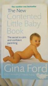 The contented little baby book.