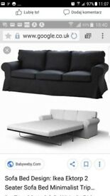Ikea Ektorp sofa cover only !