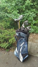 Full Set of Mens Golf Clubs - PING