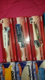 Antique TOYS. Trains and Lorrys