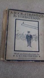 book by h m bateman