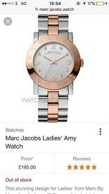 Real Marc jacobs watch