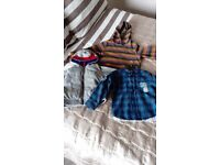 Toddler bundle of clothes. Boys age 12 to 24 months