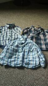 Bundle of boys clothes 12-18 months