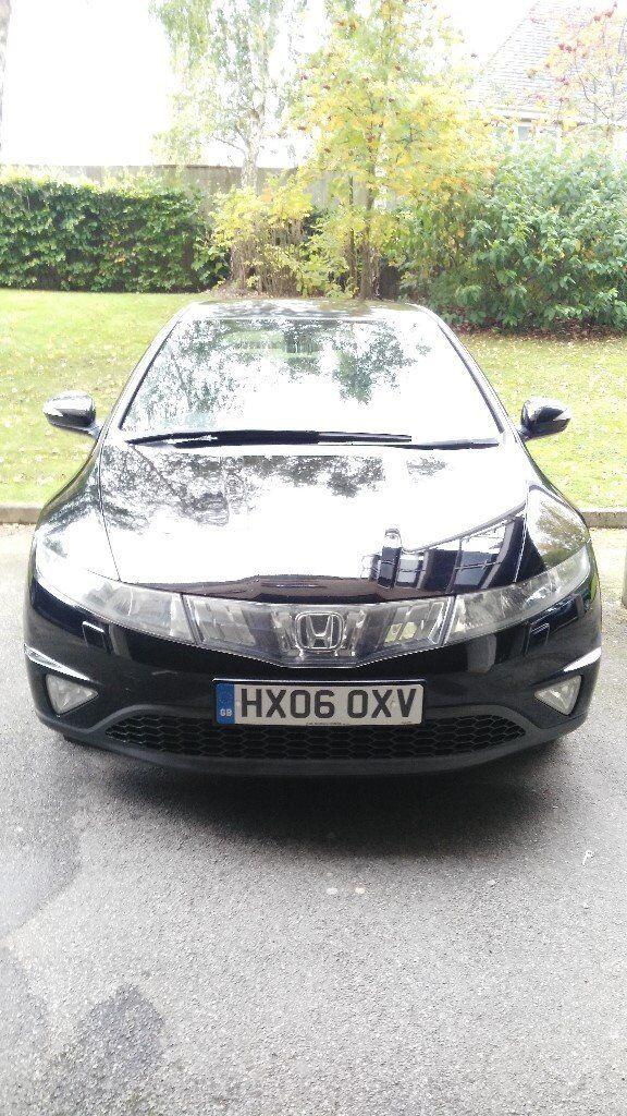 Honda Civic EX 2006 5-door 1.8 i-VTEC petrol, 6-speed manual