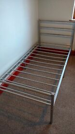 Sturdy Single bed frame in good condition