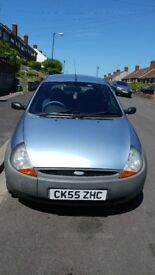 FORD KA 1.3 ONLY 50000 MILES 10 MONTHS MOT