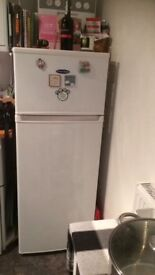 Excellent White Fridge Freezer 3 years old.