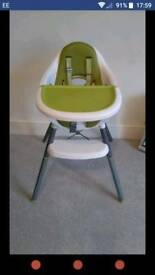 Mamas and papas high chair