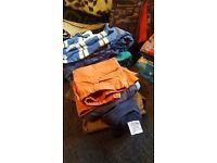 Boys cloths job lot