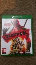 Deadpool game Xbox One
