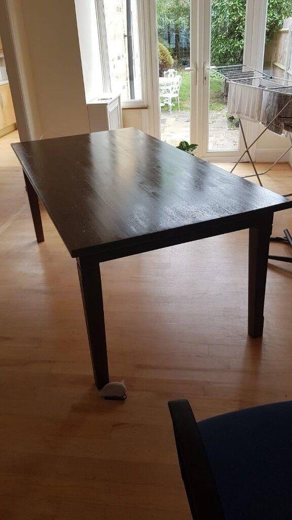 Ikea Markor Dining Table