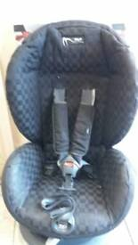 Mamas and Papas Pro-Tec Isofix reclining child's car seat