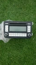 VW golf mk.V CD/radio